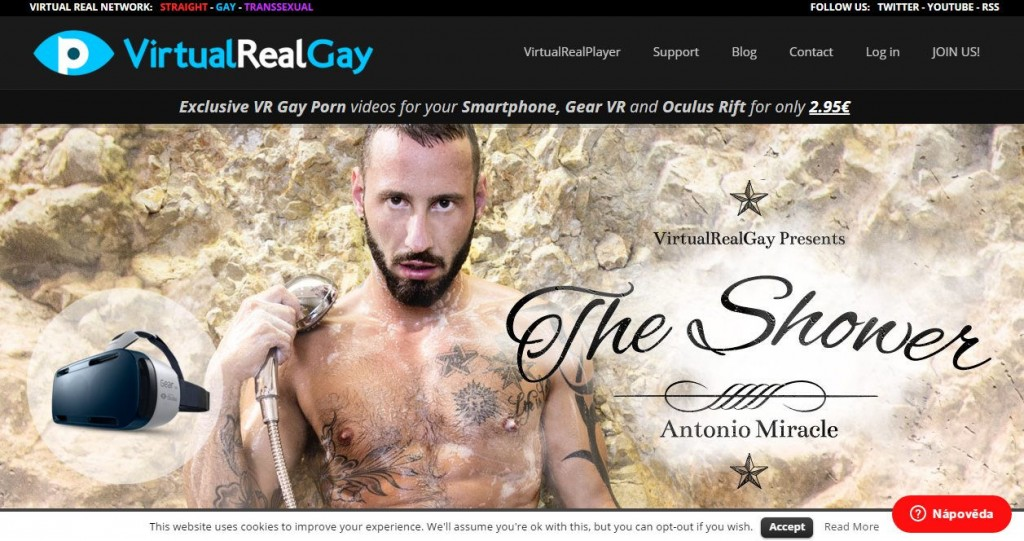 chrome 12. 4. 2016 , 21:35:54 Virtual Real Gay - The Most Immersive VR Gay Porn videos - Google Chrome